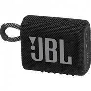 COLUNA BLUETOOTH JBL GO 3 BLACK