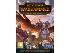 Jogo PC SEGA Total War Warhammer – Old World Ed (M16)
