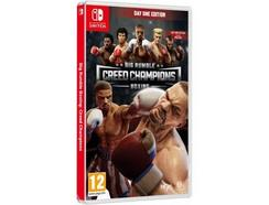 Jogo Nintendo Switch Big Rumble Boxing: Creed Champions (Day One Edition)