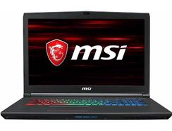 "MSI GF72 8RE-065PT – 9S7-179E22-065 (17.3"", Intel Core i7-8750H, RAM: 16 GB, 1 TB HDD + 256 GB SSD, NVIDIA GeForce GTX 1060)"