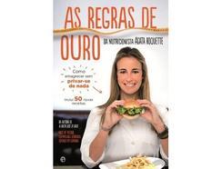 Livro As Regras de Ouro de Agata Roquette