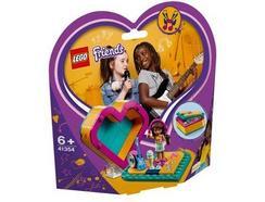 LEGO Friends – A Caixa-Coração da Andrea (Idade Mínima: 5 anos)