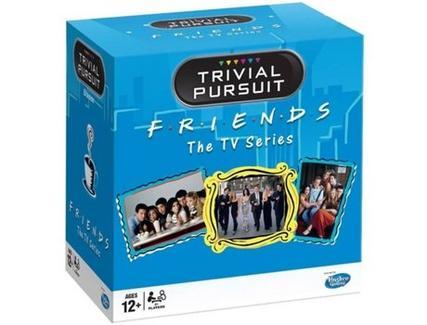 Jogo de Tabuleiro Trivial Pursuit:Friends
