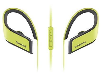 Auriculares PANASONIC RP-BTS30E-Y Verde
