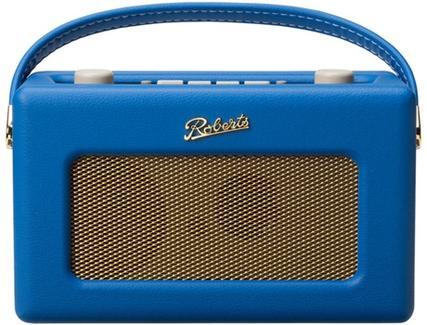 Rádio Portátil ROBERTS Revival RD60 Azul