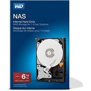 Disco Interno 3.5'' WD 6TB RED NAS NETWORK