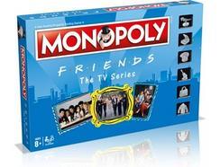 Jogo de Tabuleiro MONOPOLY Friends