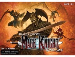 Jogo de Tabuleiro Mage Knight (Idade Mínima: 14 – Nível Dificuldade: Elevado)