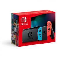 Consola Portátil Nintendo Switch (32 GB – Azul e Vermelho Néon)