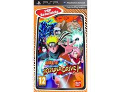 Jogo PSP Naruto Shippuden Kizuna Drive