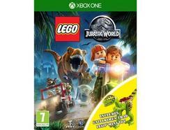 Jogo XBOX ONE LEGO Jurassic World Toy Edition