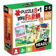Puzzles 8+1 – Farm