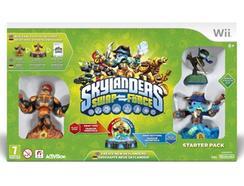 Jogo Nintendo Wii Skylanders Swap Force – Starter Pack