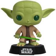 Figura Vinil FUNKO POP! Star Wars: Yoda