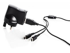 Prif Universal DS Charger Pack
