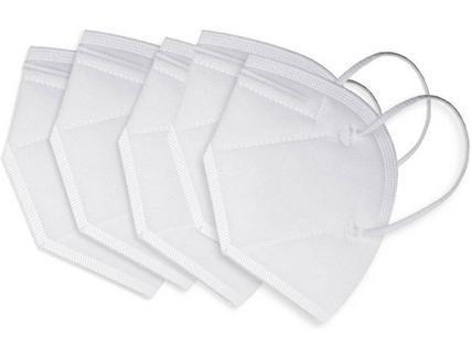 Máscara de Respiração N95 Pack 5 PA