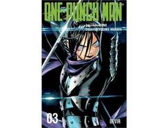 Manga One-Punch Man 03 de One e Yusuke Murata