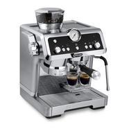 Máquina de Café Manual Delonghi La Specialista Prestigio EC9355.M com moinho integrado 1450 W 19 bar – Aço Inoxidável