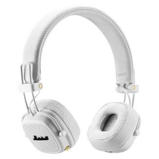 Auscultadores Bluetooth MARSHALL Major III Bluetooth em Branco