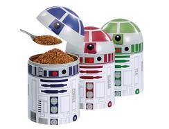 Recipientes Cozinha STAR WARS Droid