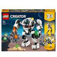 LEGO Creator: Robô Mineiro Espacial 3-em-1