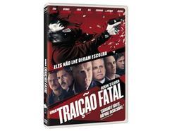 DVD Uma Traição Fatal