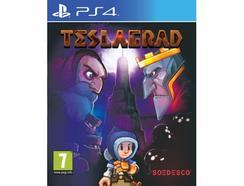 Jogo PS4 Teslagrad