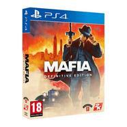 Jogo PS4 Mafia Definitive Edition