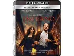 Blu-Ray 4K + Blu-Ray Inferno