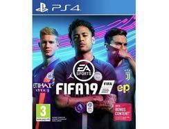 Jogo PS4 FIFA 19 (Desporto – M3)