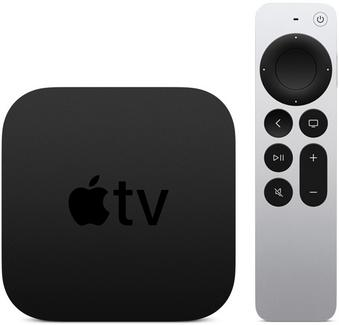 Leitor Multimédia Apple TV 4K 32GB