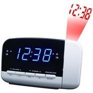 Rádio Despertador Brandt BCR152P – Branco