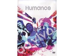 CD/DVD Humanos – Ao Vivo