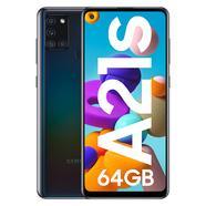 "Smartphone SAMSUNG Galaxy A21s (6.55"" – 4 GB – 64 GB – Preto)"