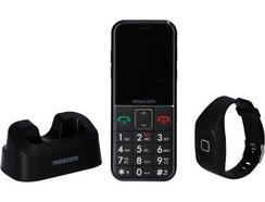 """Telemóvel Maxcom Comfort MM735 (2.2"""" – 2G – Preto)"""