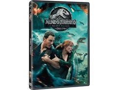 DVD Mundo Jurássico: Reino Caído