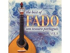 CD Best Of Fado Vol. 8