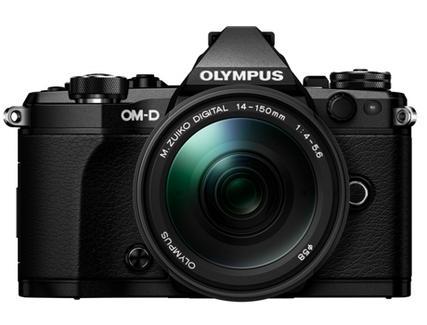 Olympus OM-D E-M5 Mark II + M.Zuiko Digital ED 14-150mm f/4.0-5.6 II (Preto)