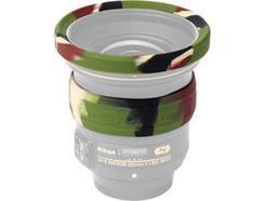 Aros protetores para lente EASYCOVER 77 mm Camuflado