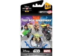 Disney Infnity 3.0 Toy Box Game Takeover