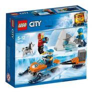 LEGO City Arctic Expedition: Equipa de Exploração do Ártico