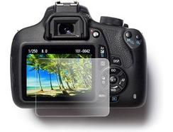 Protetor de ecrã vidro EASYCOVER Canon 650D/700D