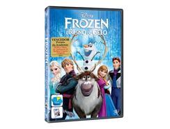 DVD Frozen – O Reino do Gelo