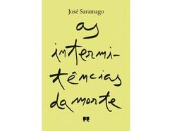 Livro As Intermitências da Morte de José Saramago