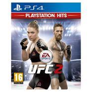 Pré-venda Jogo PS4 UFC 2 Hits