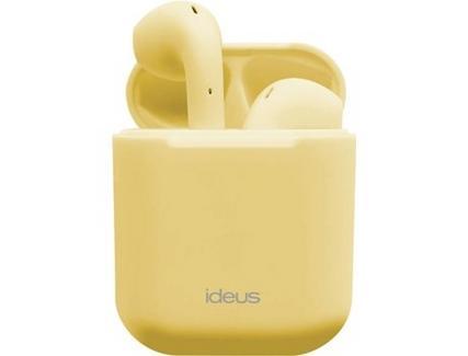 Auriculares Bluetooth True Wireless SFW21YE Amarelo