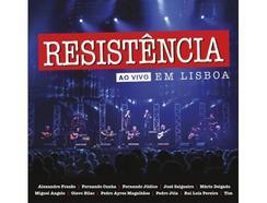 CD+DVD Resistência – Ao Vivo Em Lisboa
