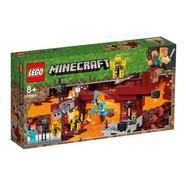 LEGO Minecraft: Ponte Flamejante