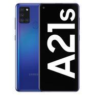 """Smartphone SAMSUNG Galaxy A21s (6.55"""" – 4 GB – 64 GB – Azul)"""