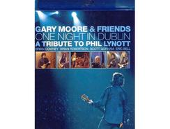 CD/DVD Gary Moore – One Night In Dublin: A Tribute To Phil Lynott
